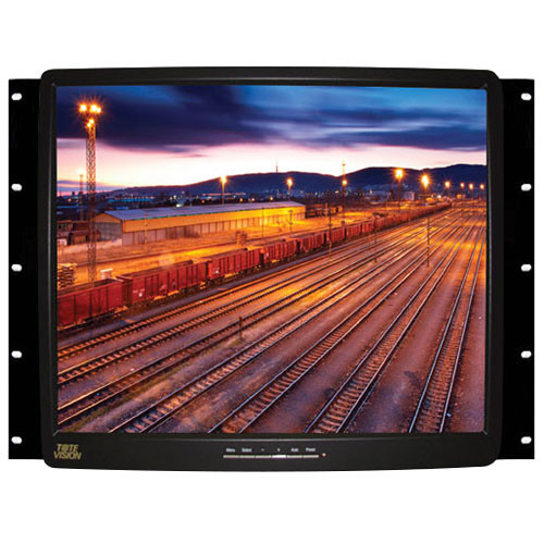 Tote Vision LED-1908HDR Rack Mount LCD Monitor