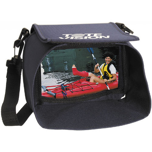 Tote Vision Tote Bag with Sun Shield for LCD-703HD & LED-709HD Monitors
