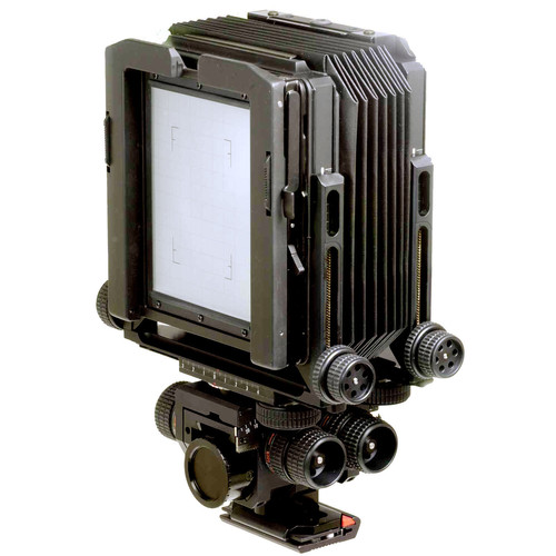 Toyo-View 4x5 VX125-R Camera (Black)