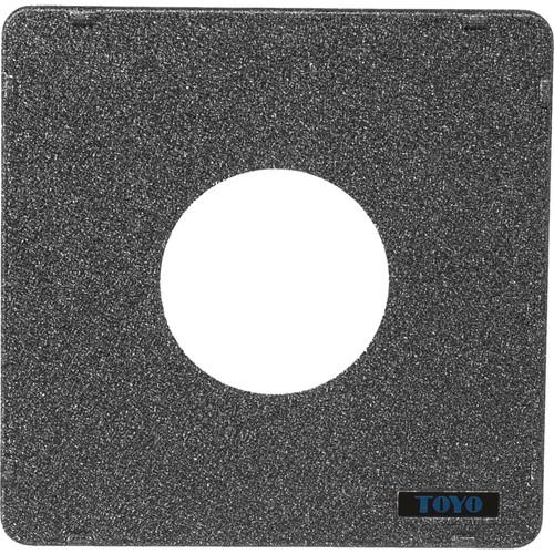 Toyo-View Flat Lensboard for #3 Shutters