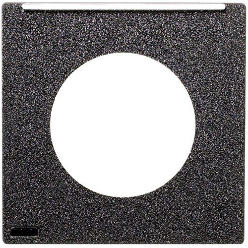 Toyo-View Flat Lensboard for #3 Shutters with Toyo Field, 23G and 45CX Cameras