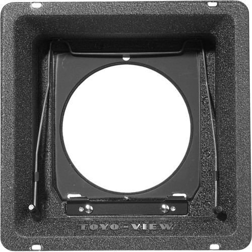 Toyo-View Recessed Lensboard Adapter (Technika-type Lensboards on Toyo View Cameras)