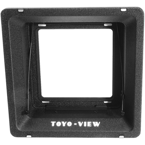 Toyo-View Recessed Lensboard Adapter (Toyo Field Lensboards on Toyo View Cameras)