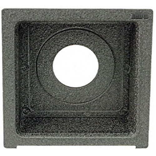 Toyo-View Recessed Lensboard for #0 Shutters with Toyo Field, 23G & 45CX Cameras