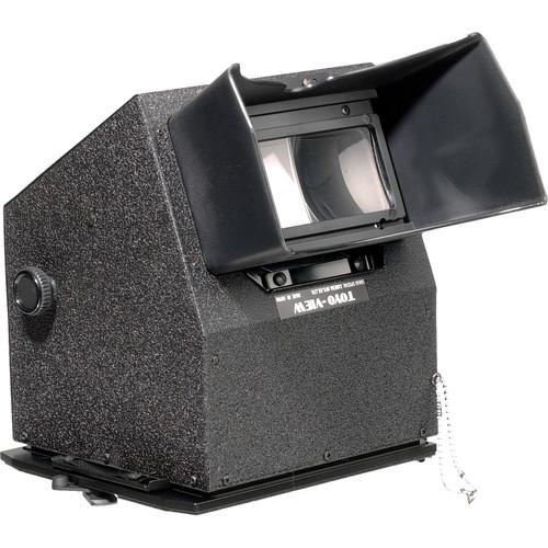 Toyo-View 4x5 Binocular Reflex Hood