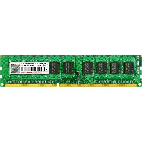 Transcend 2GB Mac Pro FB-DIMM Memory for Desktop