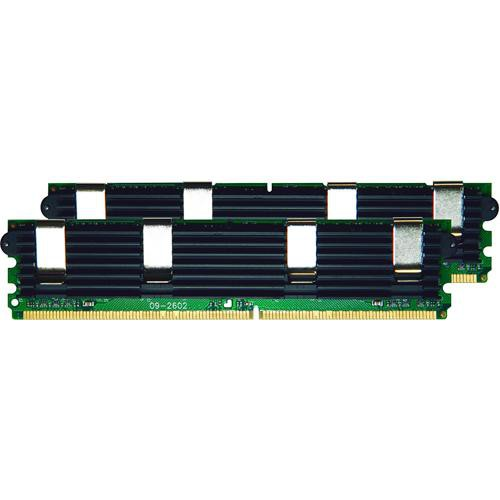 Transcend 4GB (2x2GB) Mac Pro FB-DIMM Memory for Desktop