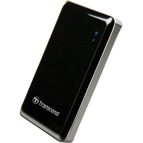 Transcend 64 GB StoreJet Cloud Wireless Portable Drive