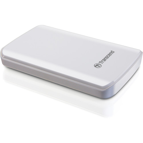 Transcend StoreJet 25D2 External Hard Drive (750 GB)