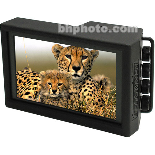 """Transvideo Videofinder 5.8"""" Video TFT LCD Monitor, NTSC, 16:9/4:3 Switchable"""