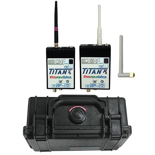 Transvideo 95TITANSET Titan Wireless Transmitter Set
