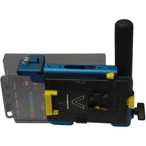 Transvideo TRB58MVM V-Mount Battery Handle Back