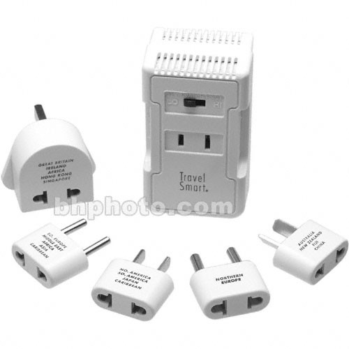 Travel Smart by Conair TS2000CK Voltage Converter Kit