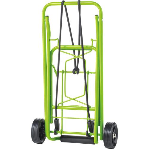 Travel Smart by Conair TS36 Travel Smart Folding Multi-Use Cart (Lime)