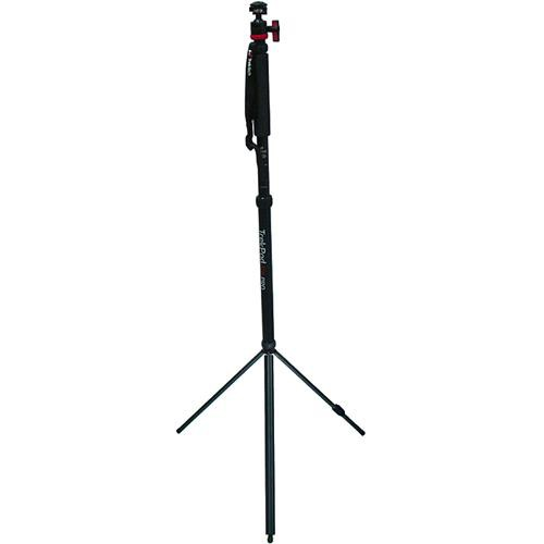 Trek-Tech TrekPod GO! PRO Monopod/Tripod/Walking Stick Combination with MagMount Pro Ballhead