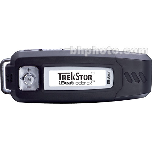 Trekstor i.Beat cebrax 512MB MP3 Player