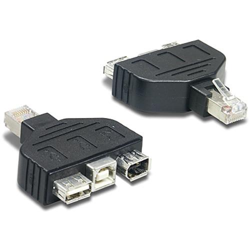 TRENDnet TC-NTUF USB/FireWire Combo Adapter for TC-NT2