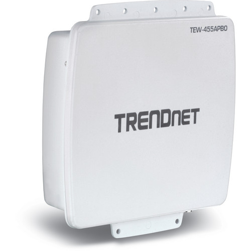 TRENDnet TEW-455APBO 14 dBi High Power Wireless Outdoor PoE Access Point