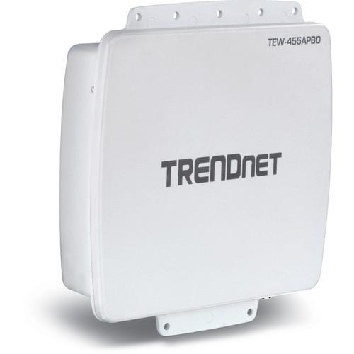 TRENDnet TEW-455APBO 14 dBi High Power Wireless Outdoor PoE Access Point