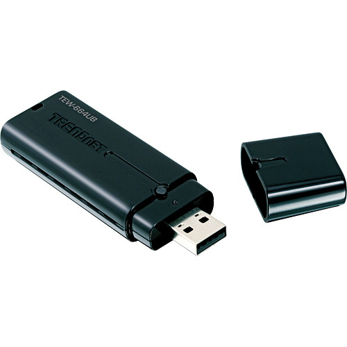 TRENDnet 300Mbps Dual Band Wireless N USB Adapter