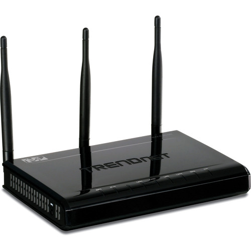 TRENDnet 450Mbps Wireless N Gigabit Router