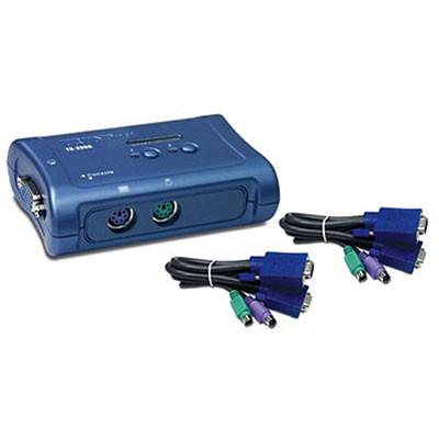 TRENDnet 2-Port PS/2 KVM Switch