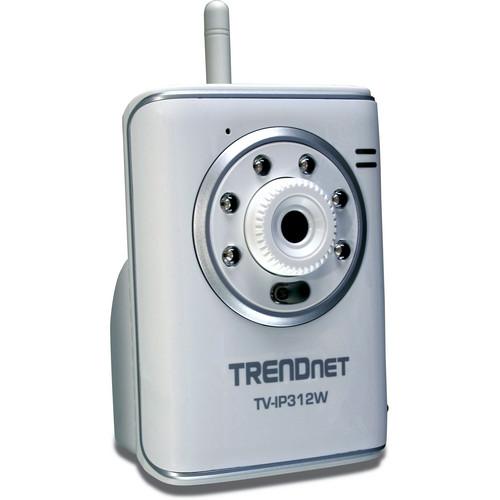 TRENDnet SecurView Wireless Day/Night Internet Camera