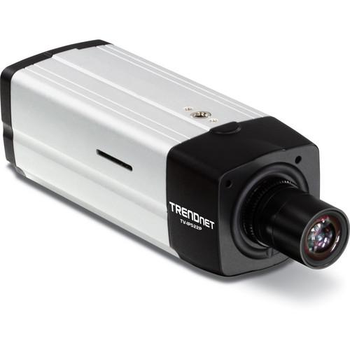 TRENDnet ProView Megapixel PoE Internet Camera TV-IP522P B&H