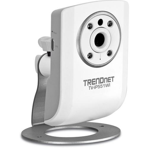 TRENDnet TV-IP551WI Wireless Day / Night Internet Camera
