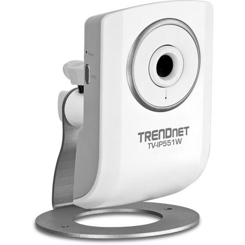 TRENDnet TV-IP551W Wireless N Internet Indoor Camera