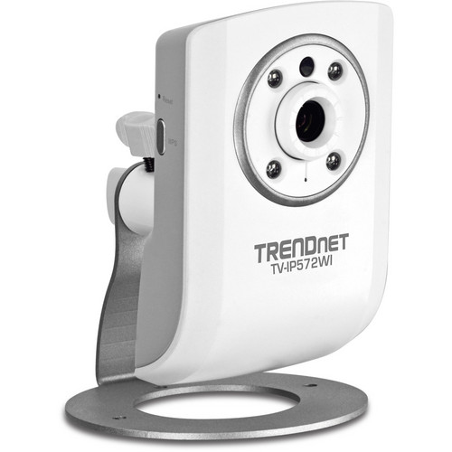 TRENDnet TV-IP572WI Megapixel HD Wireless N Day/Night Internet Camera