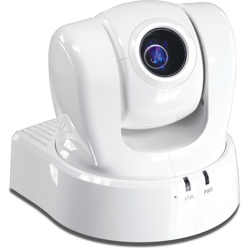 TRENDnet ProView PoE PTZ Internet Camera