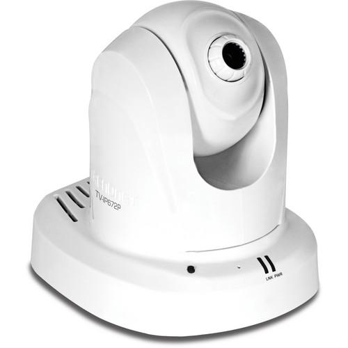 TRENDnet TV-IP672P Megapixel PoE PTZ Internet Indoor Camera