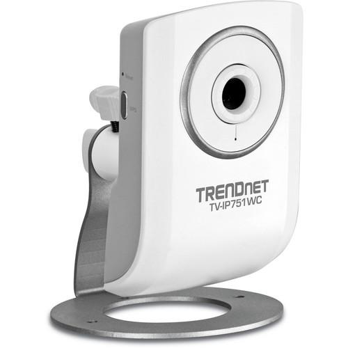 TRENDnet TV-IP751WC Wireless Cloud IP Camera