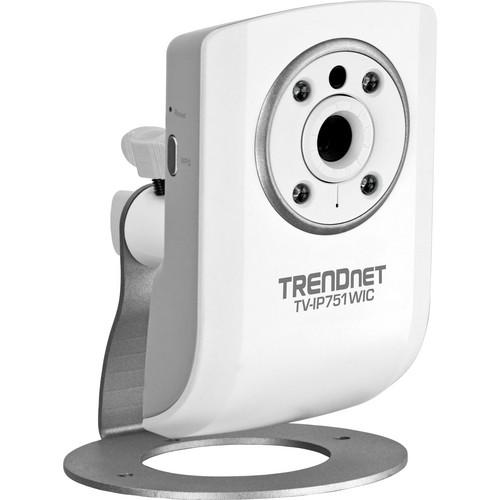 TRENDnet TV-IP751WIC Wireless Day/Night Cloud IP Camera