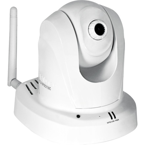 TRENDnet TV-IP851WC Wireless PTZ Indoor Cloud Camera