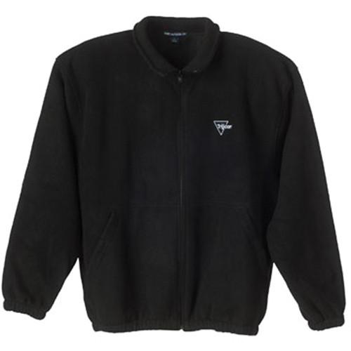 Trijicon Black Fleece Full-Zip Men's Jacket w/Trijicon Logo