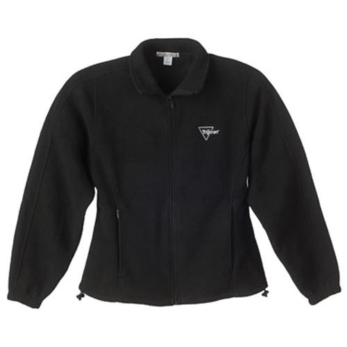 Trijicon Black Fleece Full-Zip Women's Jacket w/Trijicon Logo