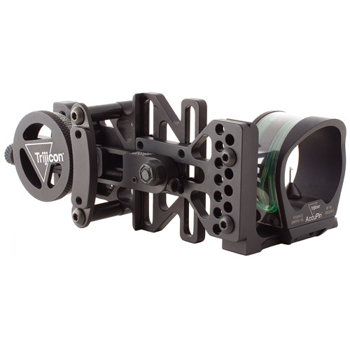 Trijicon AccuPin Bow Sight with AccuDial Mount (Right Handed)