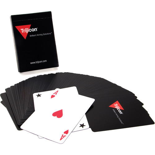 Trijicon Trijicon Logo Playing Cards