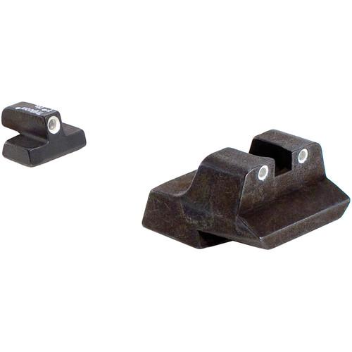 Trijicon Smith & Wesson Compact .45 3 Dot Bright & Tough Night Sight Set
