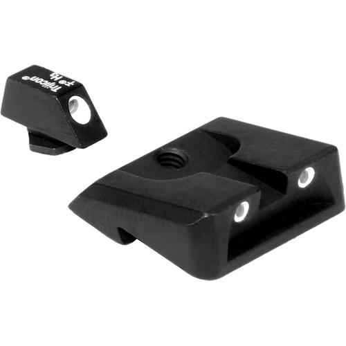 Trijicon Smith & Wesson Sigma 9mm 3 Dot Bright & Tough Night Sight Set