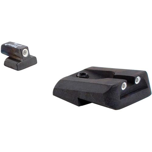 Trijicon Smith & Wesson Compact .40mm 3 Dot Bright & Tough Night Sight Set