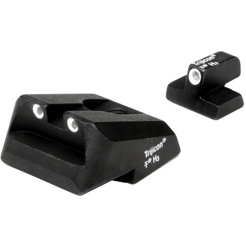 Trijicon Smith & Wesson 3 Dot Bright & Tough Night Sight Set