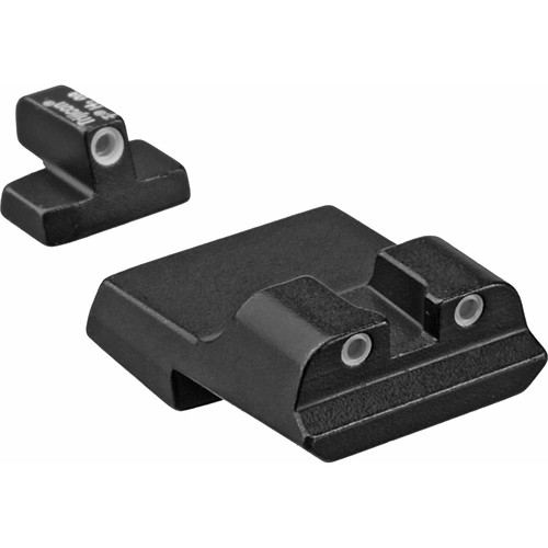 Trijicon Smith & Wesson 1911 3 Dot Bright & Tough Night Sight Set