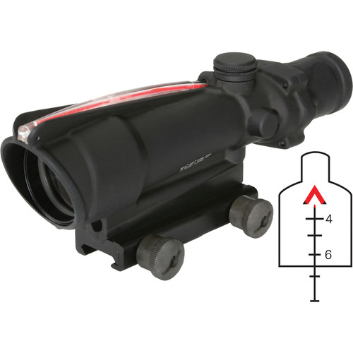 Trijicon 3.5x35 ACOG Riflescope (Matte Black)