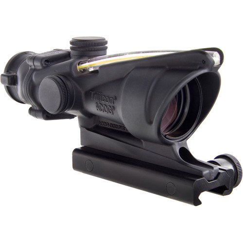 Trijicon 4x32 ACOG Riflescope (Matte Black)