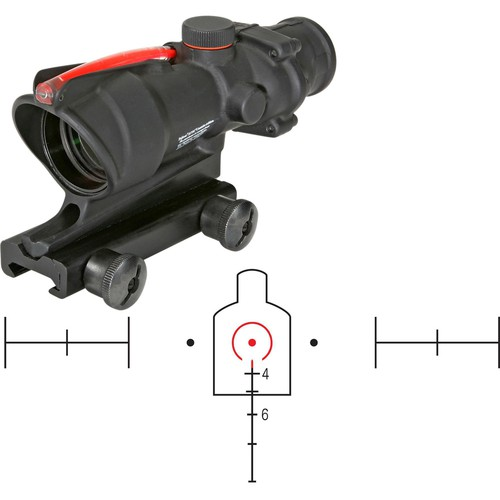Trijicon 4x32 ACOG Riflescope