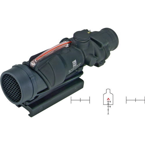 Trijicon 4x32 ACOG USMC Rifle Combat Optic Riflescope