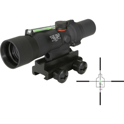 Trijicon 3x30 ACOG Riflescope (Matte Black)